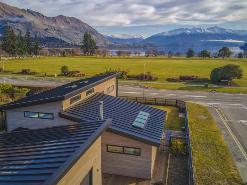 Wanaka 4房 Complete package - views, style and location