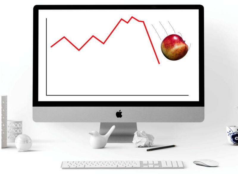 苹果股价下跌背后的心理学逻辑