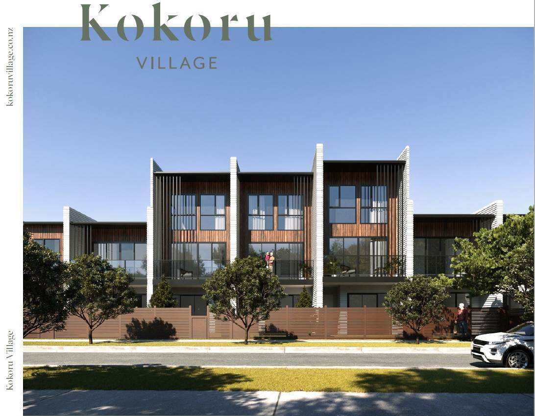 Hobsonville 4房 10%首付购入精品城市屋 高品质原料建成 10年建筑质保 优质家居配件一应俱全 适合多种类型买家 圆您一个置业梦 Kokoru Village - Live Your Best Life