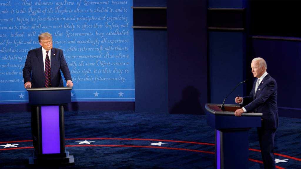 """美大选首场辩论吵成一团,新西兰意外被美国网友推上""""热搜""""!"""