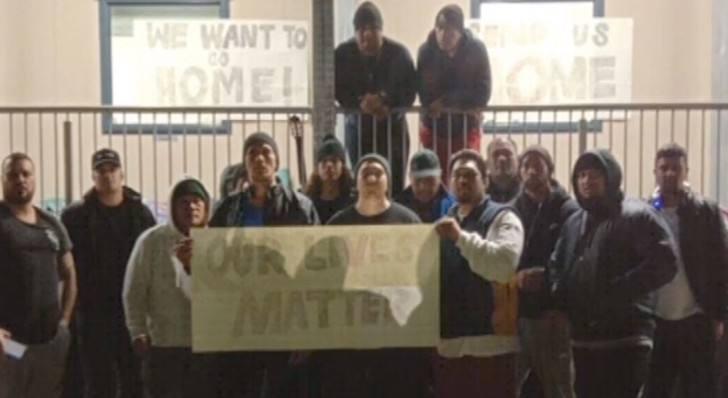主动要求遣返!新西兰公民被困澳洲,境遇凄惨,已爆发小规模抗议!