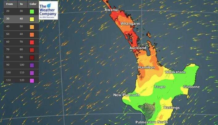 劳动节长周末出门要小心,强风骤雨即将袭来