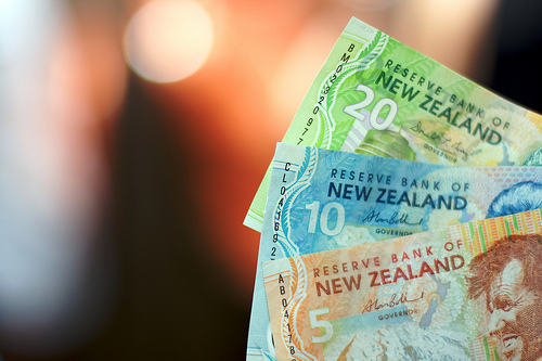 新西兰第一季消费价格指数CPI上涨0.2%