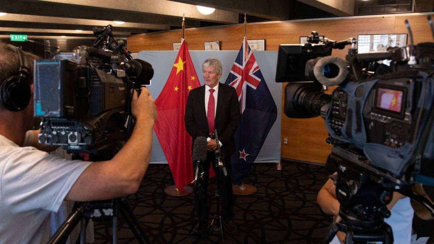 新的一周,数十名新西兰人集体登上中国媒体头条!