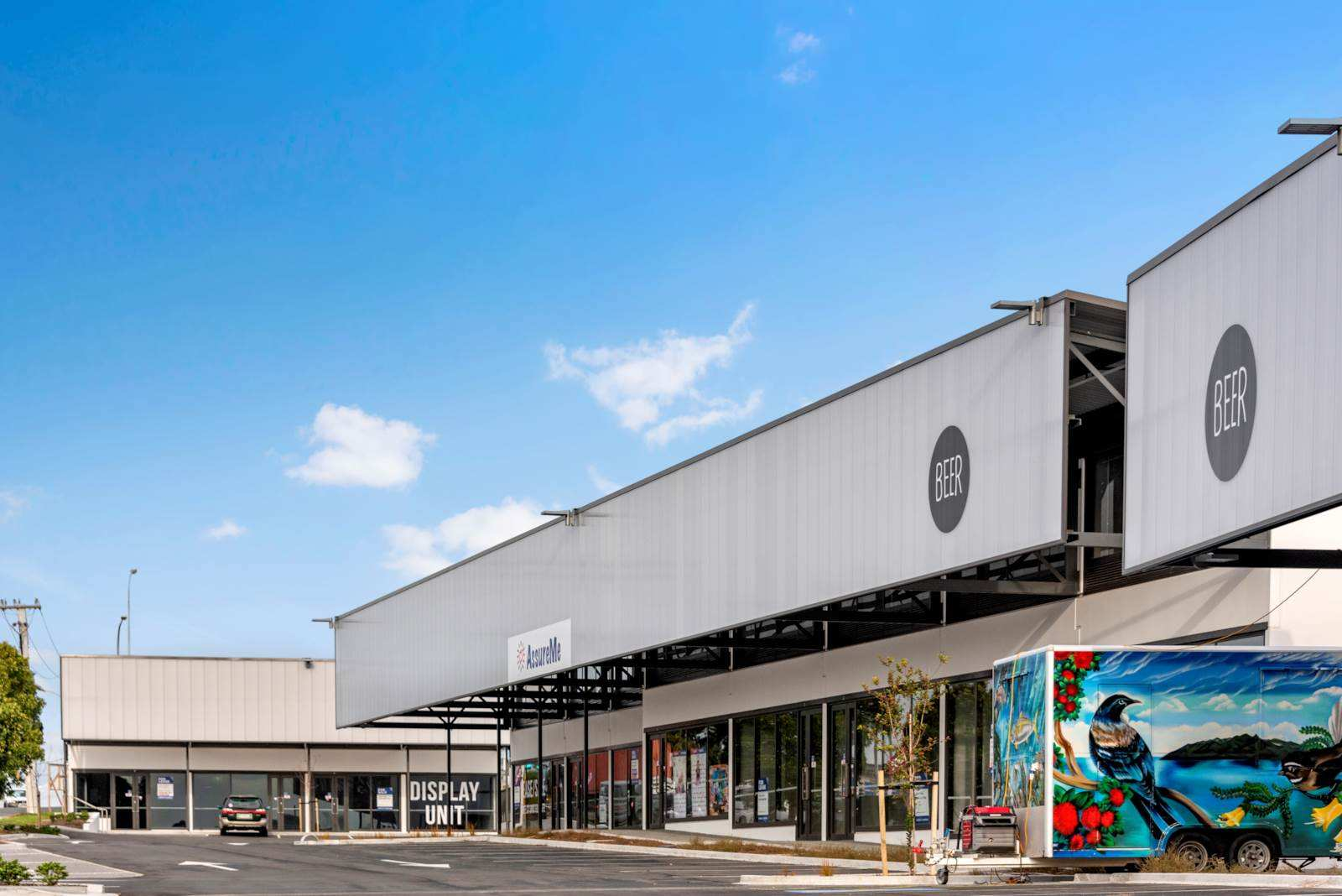 Panmure BRAND NEW RETAIL UNITS FOR SALE OR FOR LEASE