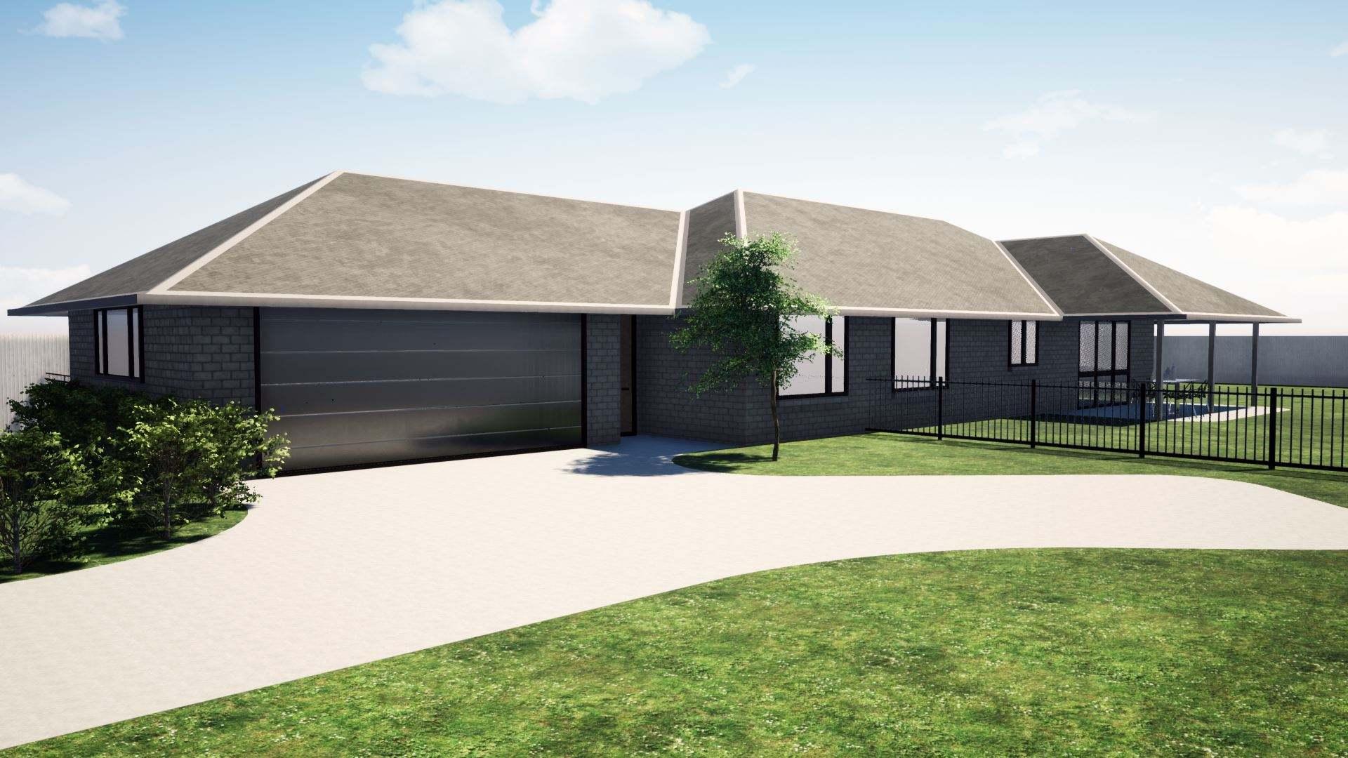 Waipukurau and Surrounds 3房 Family friendly New Builds!