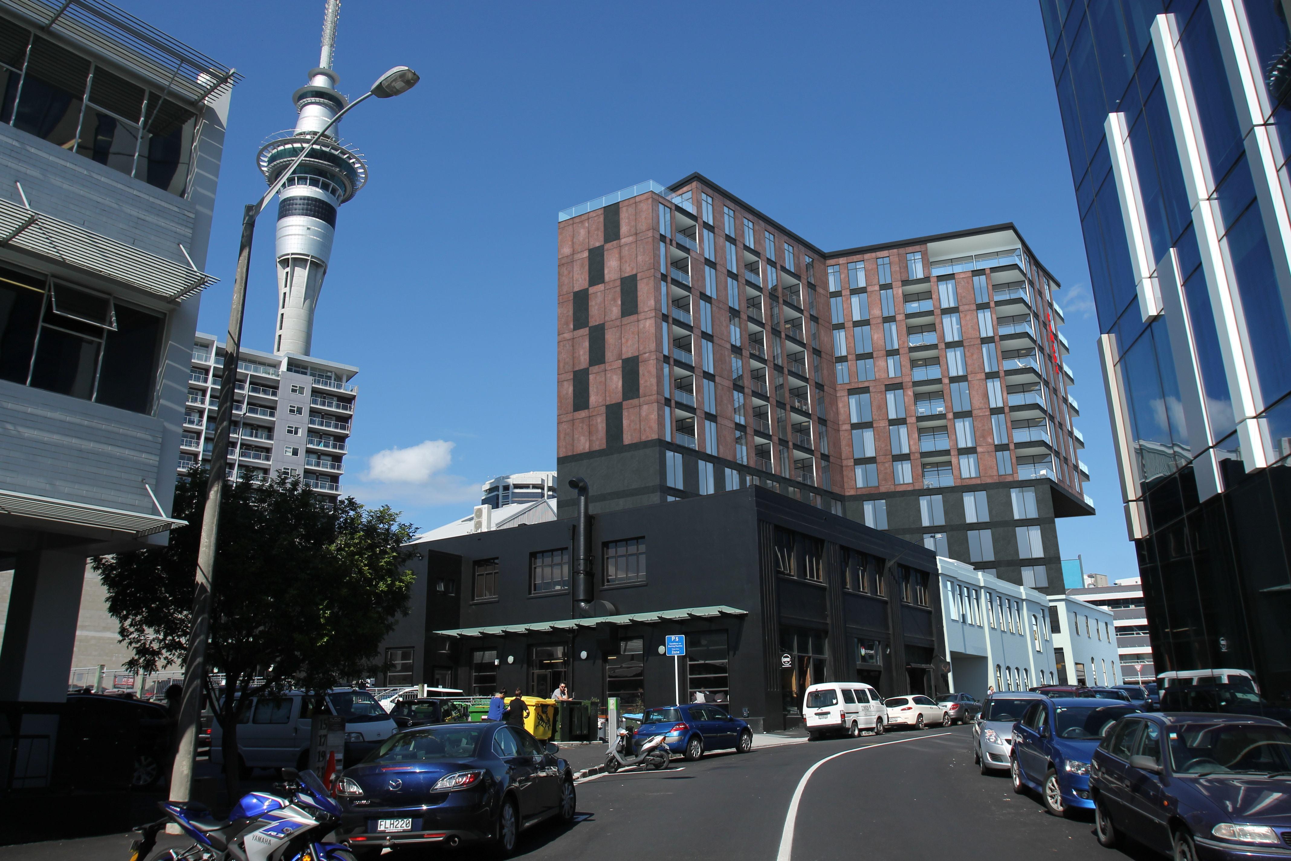 Auckland Central 奥克兰市中心维多利亚全新公寓,现房,拎包入住! 欢迎海外买家购买并自住!