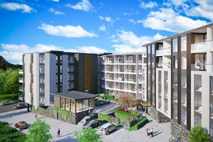 Newmarket 期房公寓成香饽饽,投资良机在这里【奥克兰华美达豪华公寓NEWMARKET】 Safari Newmarket