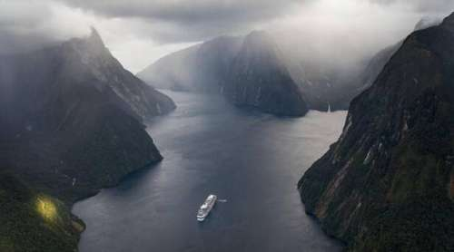 软件工程师计算出了新西兰最遥远的地点——离最近的建筑有30公里