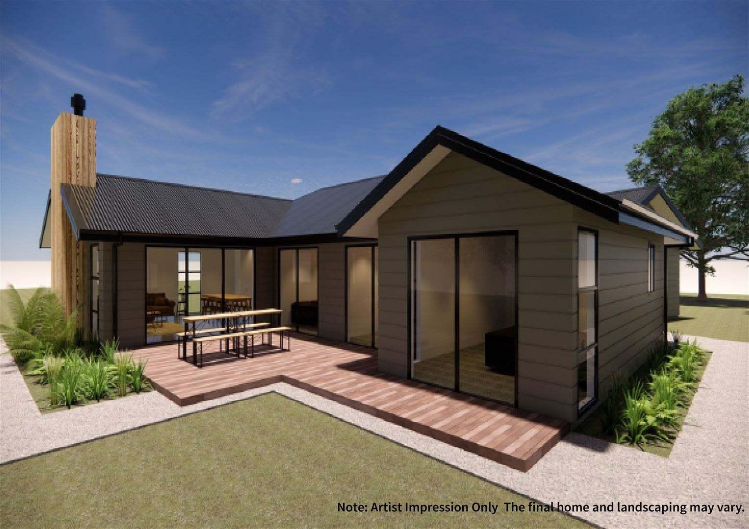 Hanmer Springs 4房 Brand New Home - Popular New Subdivision!