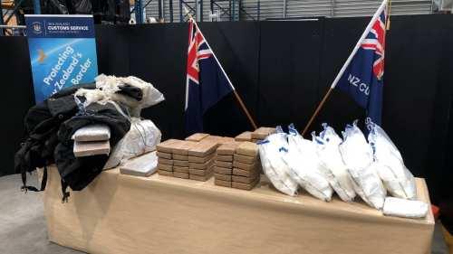 香蕉内藏毒200公斤!奥克兰警方破获NZ史上最大藏毒案!