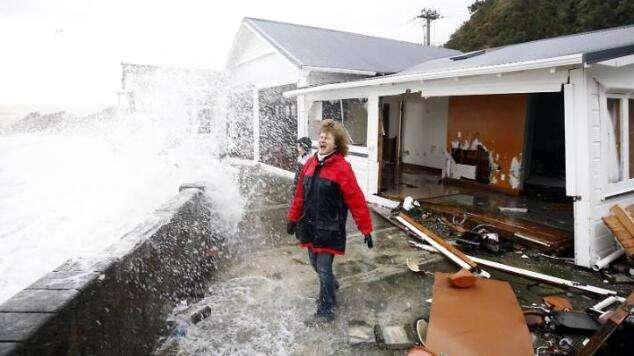 美研究:新西兰这些城市即将被淹没,连房屋保险都不能买了!房价可能大跌!奥克兰也岌岌可危!