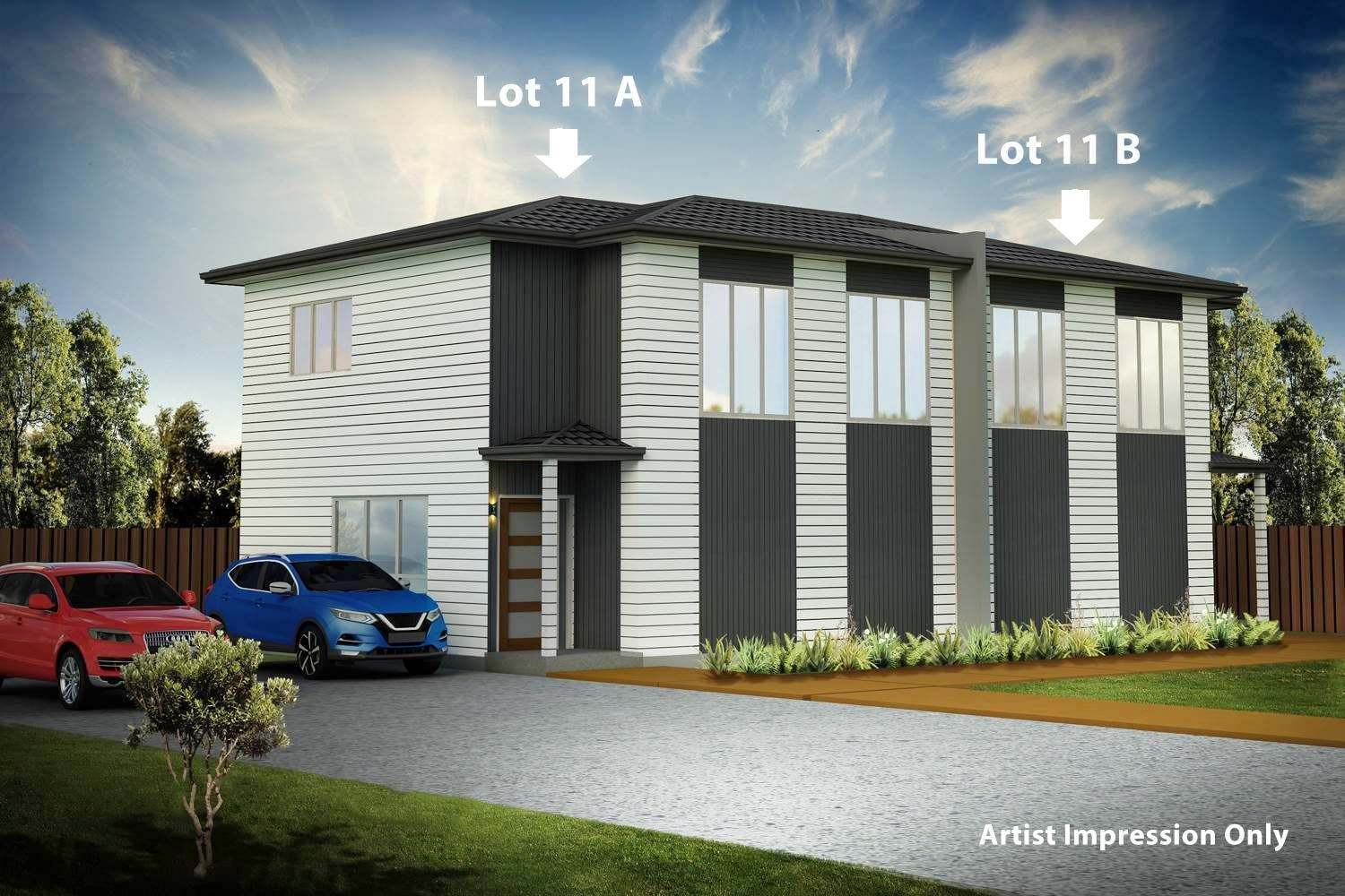 Takanini 3房 Premium Quality Land & Home packages--Under Offer