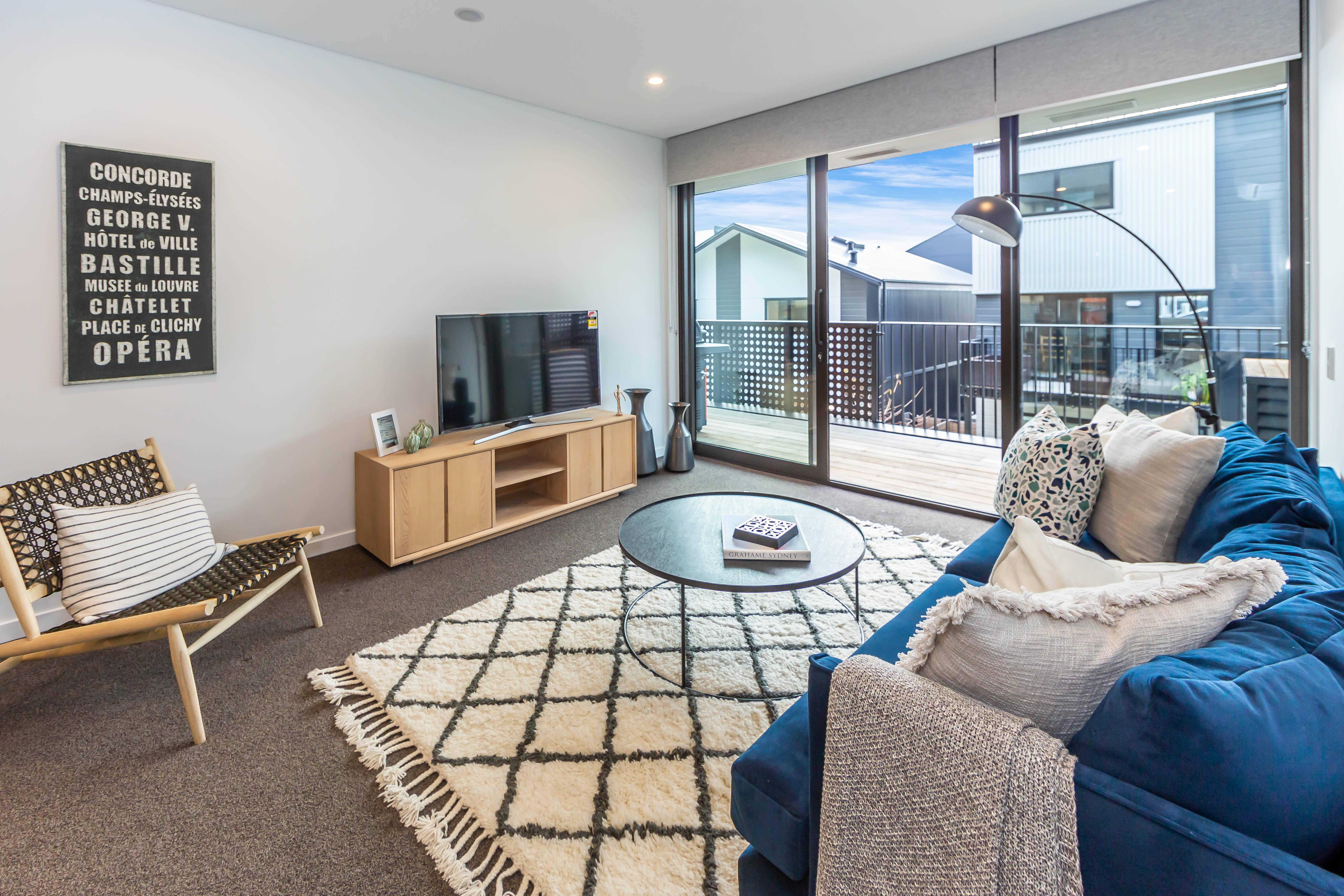 Christchurch Central 集空间/地段/设计于一体   时尚2卧住宅   交通便利   舒适城市生活等您来享   欲购从速! Atlas Quarter - Stylish City Living!