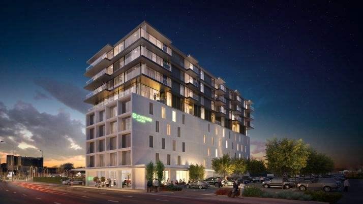 Christchurch Central 全新项目!隆重推出 - 【基督城温德姆花园酒店和公寓】 Wyndham Garden Christchurch