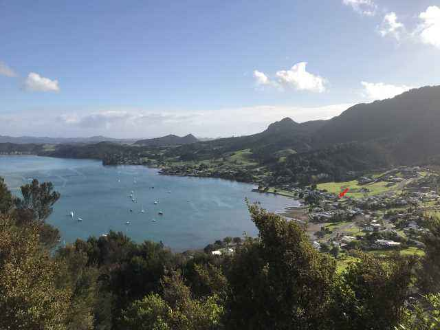 Whangarei Heads 4房 Come and Live in Paradise
