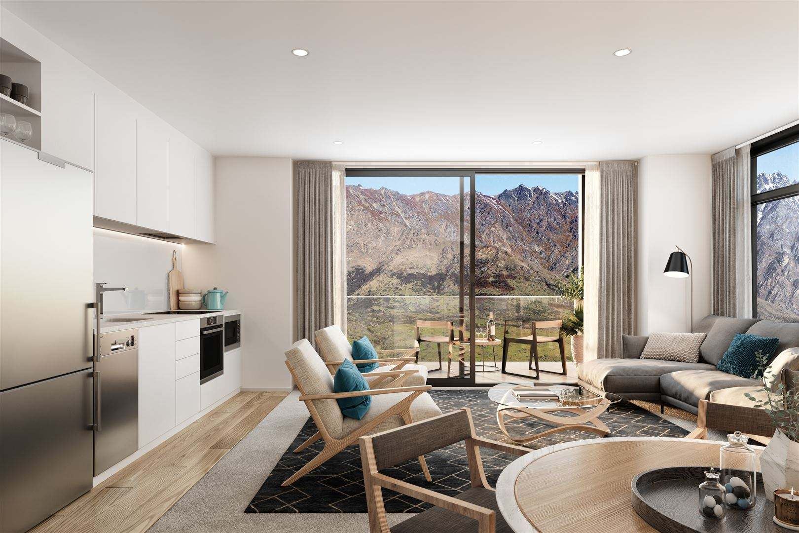 Queenstown 2房 Brand New Apartments-Top Location-Top Quality