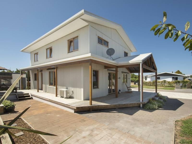 Paengaroa 4房 Unique Certified Passive Home