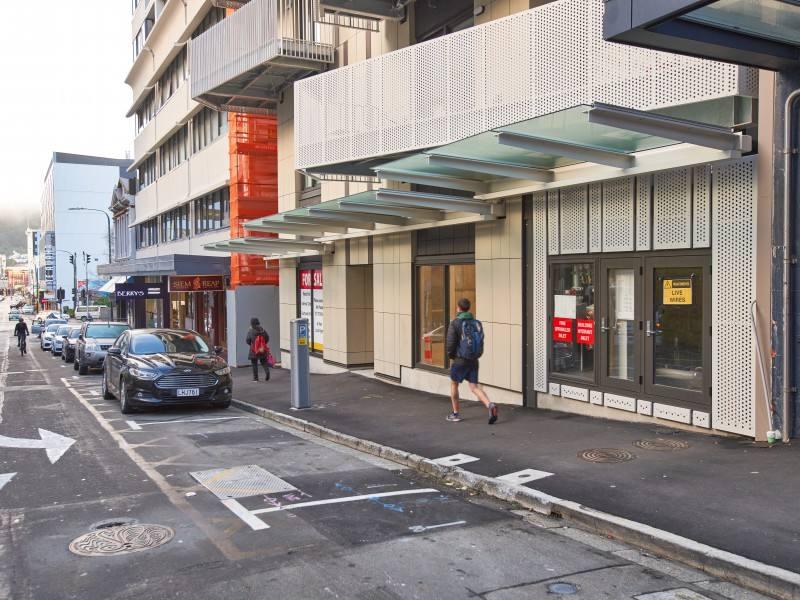 Te Aro Brand Spanking New Retail