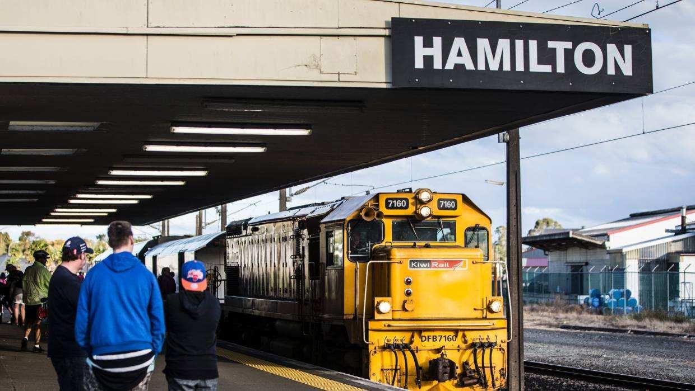 定了!汉密尔顿-奥克兰城际列车将于2020年3月正式开通!