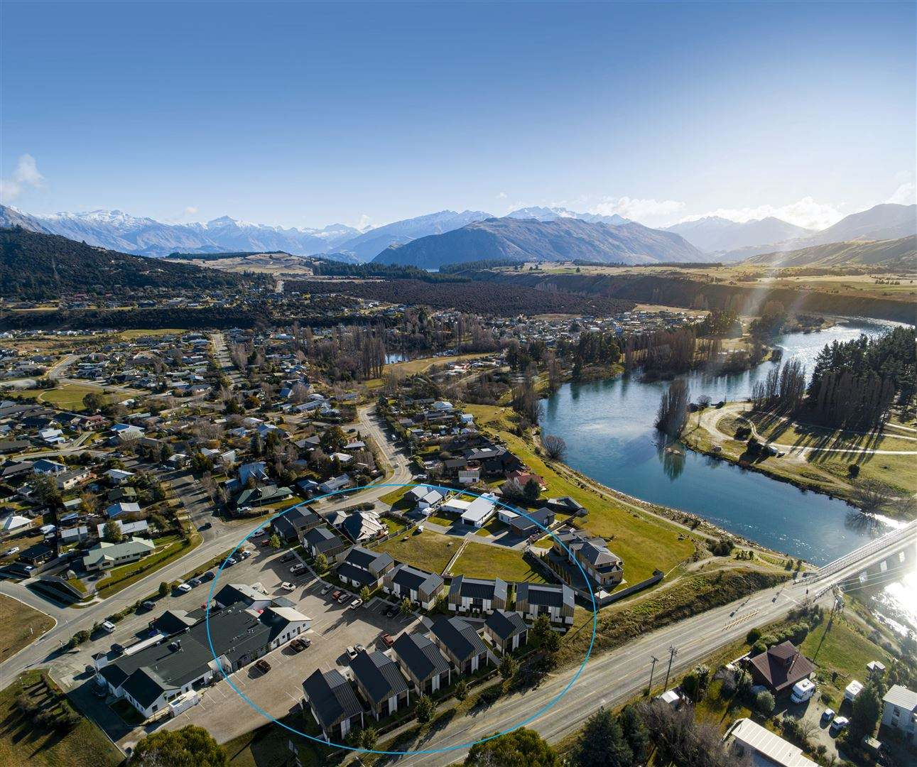 Wanaka 2房 Riverside Townhouses - From $399,000+GST (if any)