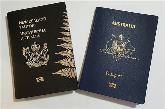 Dual-passports