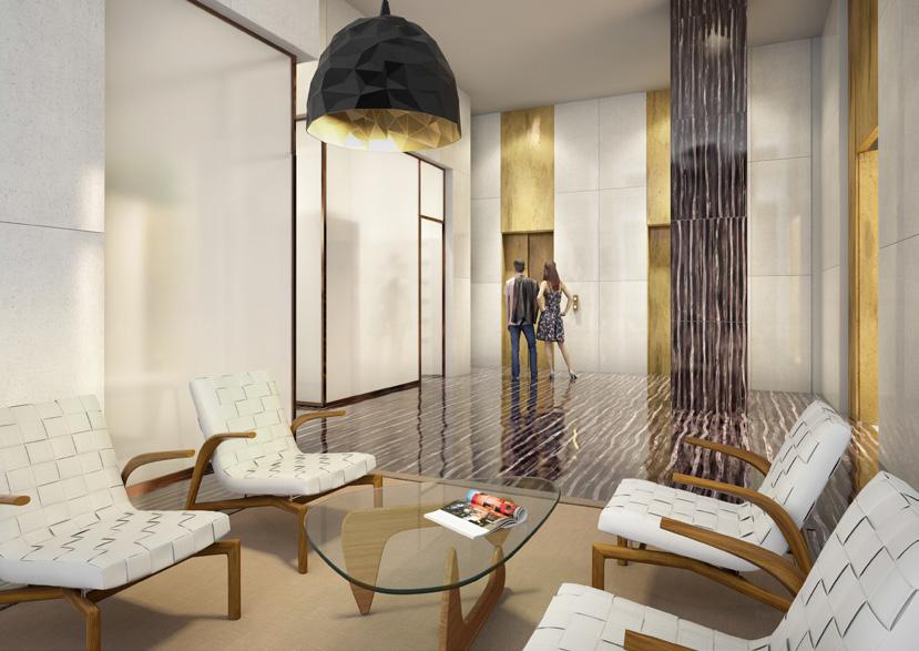 Auckland Central 城市精英领地 与天空塔为邻 颠覆传统印象 开拓美好未来! 75 Victoria st - Victoria Residence Project