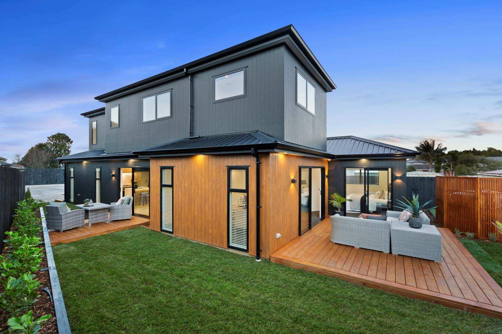 Wattle Downs 6房 全新品质奢居 10年建筑质保 大气舒阔格局 亮点不胜枚举 给您一个完美的家! Brand New Luxury 'High Spec Smart Home'