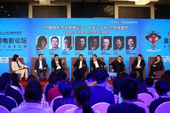 阿里影业樊路远:对中国电影有信心 超美国仅时间问题
