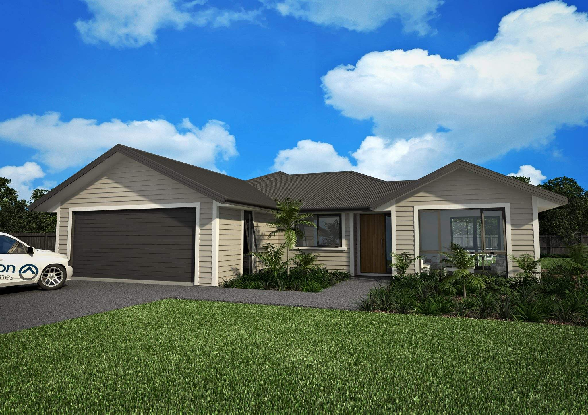Wharewaka 4房 Great family home - Taupo - House and Land Package