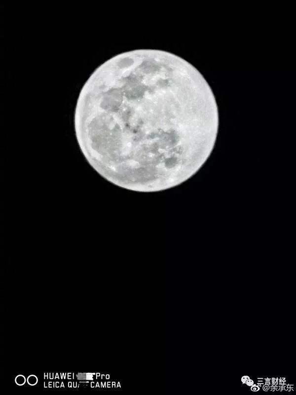 """华为申请了""""拍月亮""""专利,一文看懂它如何拍月亮"""