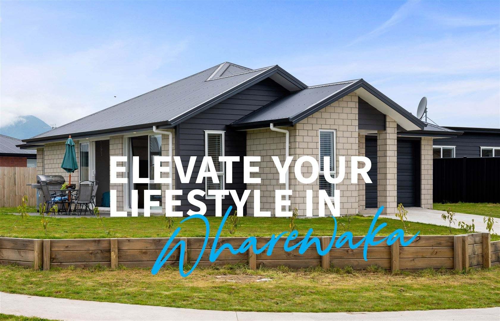 Wharewaka 3房 Elevate Your Lifestyle in Wharewaka