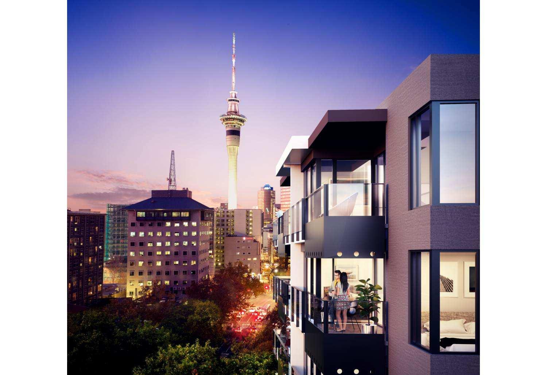 Auckland Central 1房 降价出售!名师匠心巨作 配健身房/泳池/桑拿房 预计8月竣工 海外买家可购! Price Slashed to Sell