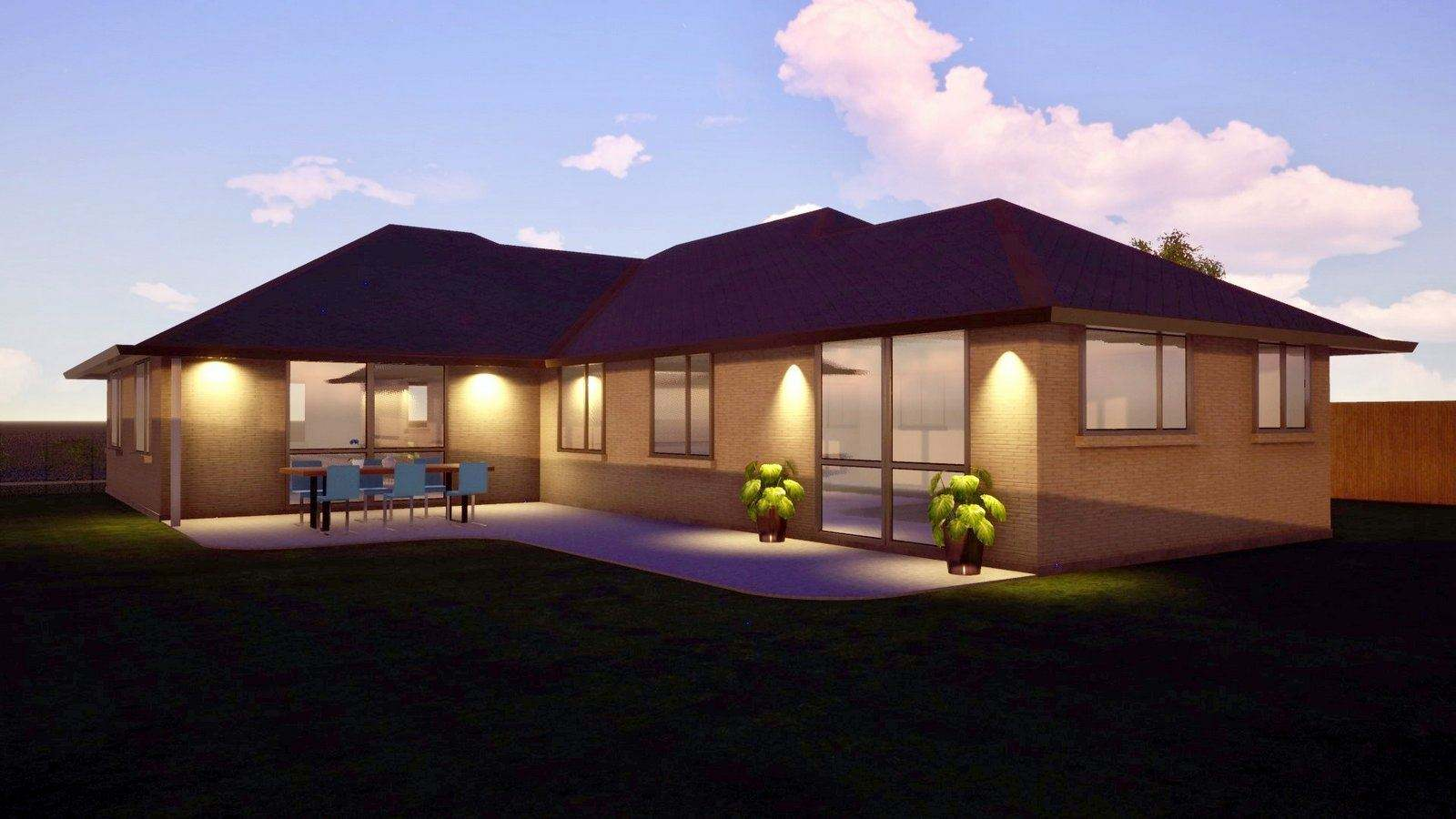Waipukurau and Surrounds 3房 Brand New Development!