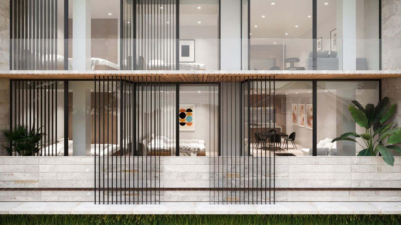 Milford 3房 Milford 110公寓 品质的象征 与湖海为伴 生活至臻至美 资源许可在手 即将动工! Luxury Milford Living