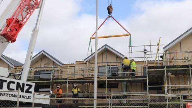 不可思议!奥克兰新兴好区迎来开发项目,这样的房子1天就能建好!