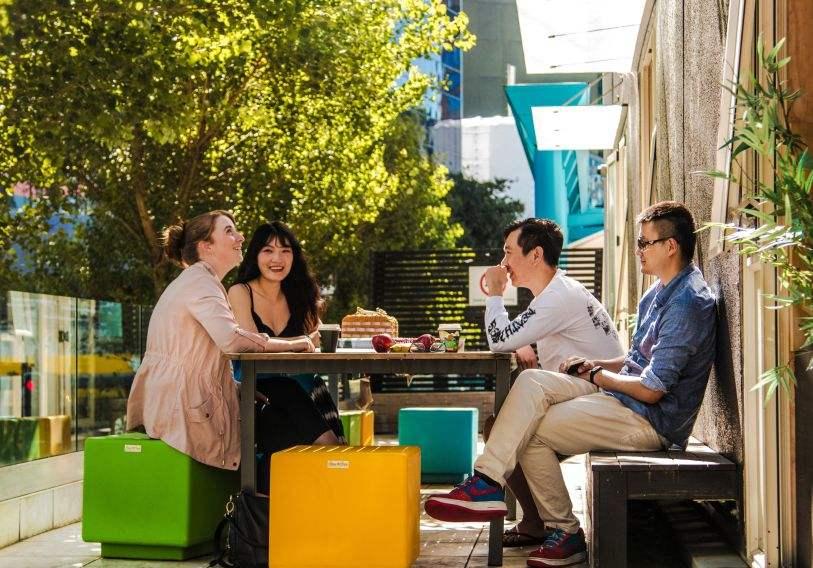 Te Aro 核心配套 商住一体多功能大楼 投资回报完美机遇 Midtown Money Spinner