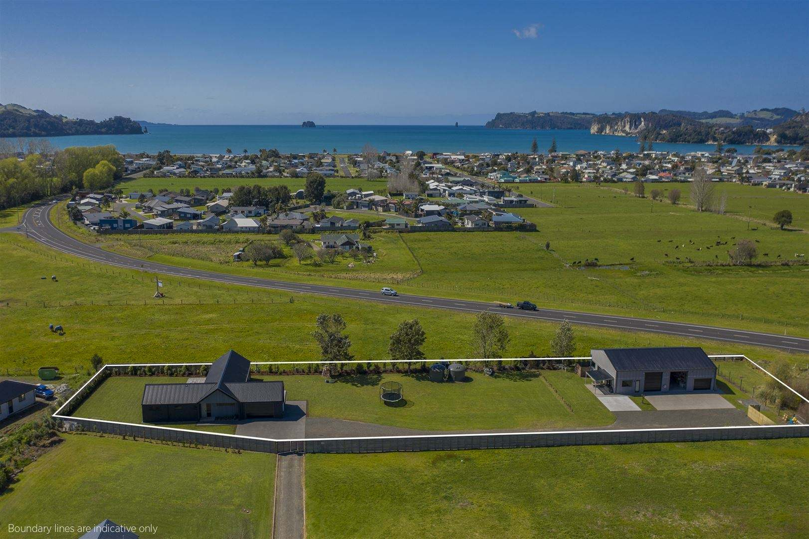 Whitianga 6房 An Exceptional Rare Find!