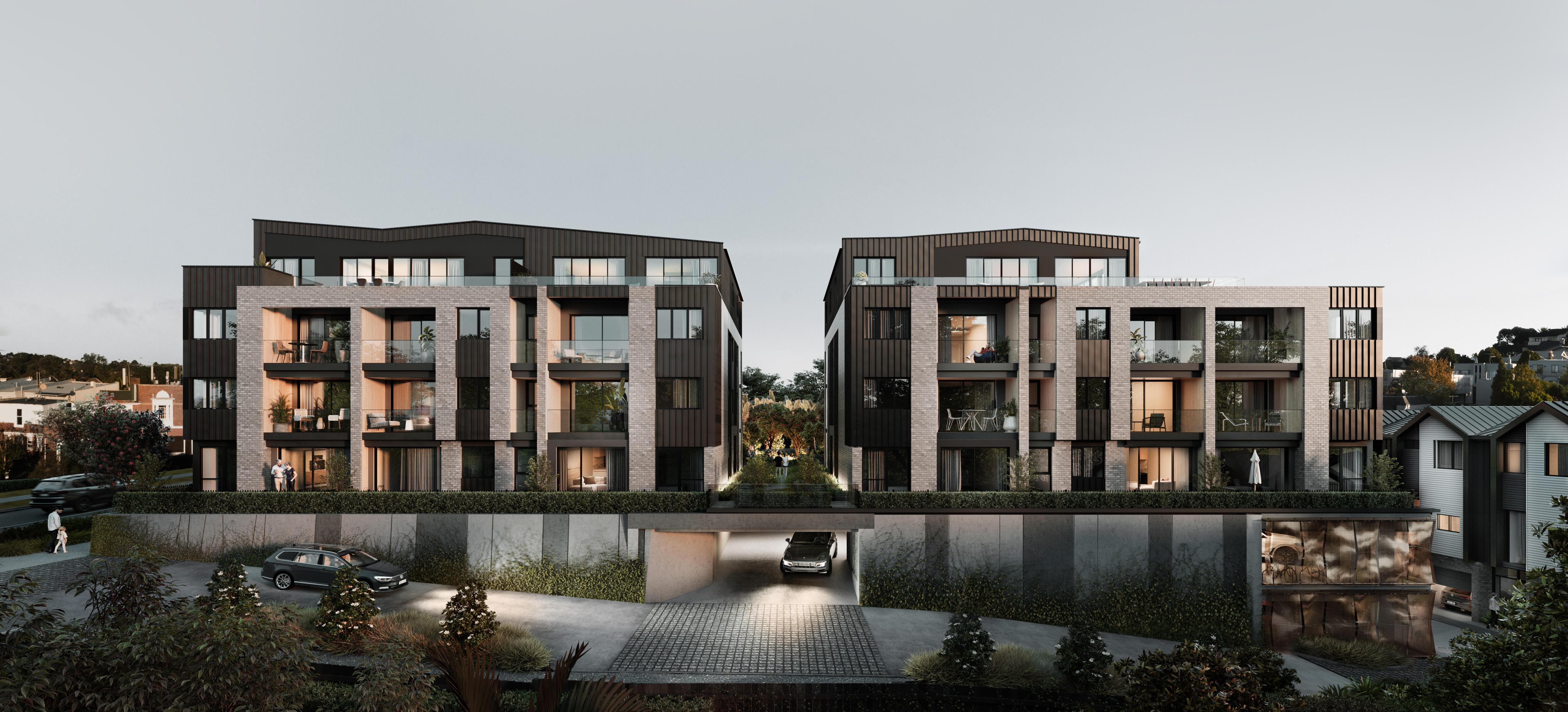 Meadowbank 3房 全新现代开发项目 77套公寓+13套联排住宅 多户型可选 CBD顷刻即达 周边配套醇熟 可轻松上高速 10月即将动工! Risland Meadowbank - brand-new apartments and ...