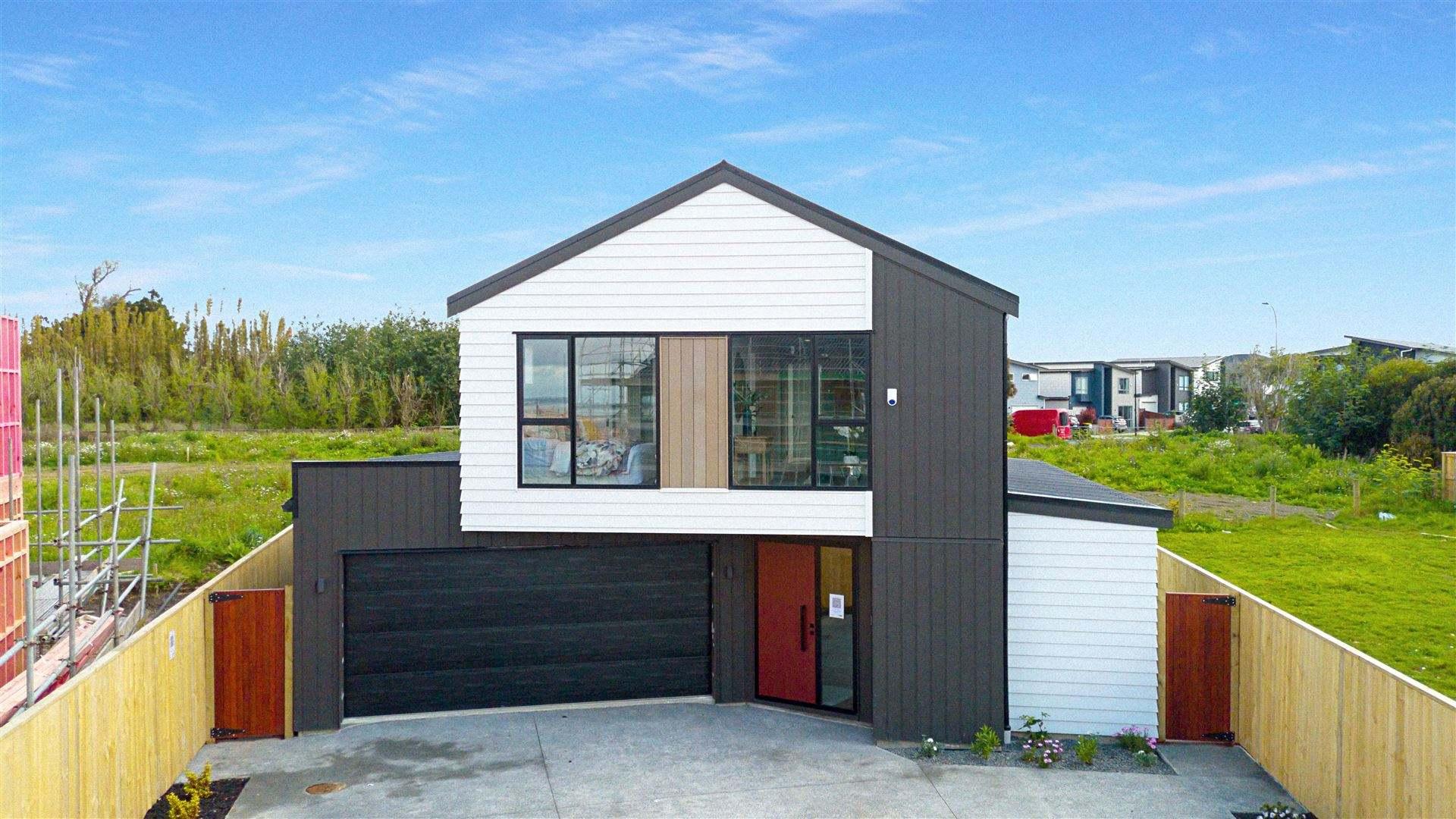 Hobsonville 5房 全新海景奢居 高端装潢 细节无懈可击 10分学区+一流配套 生活惬意多彩! Fabulous Brand New Home with Sea Views