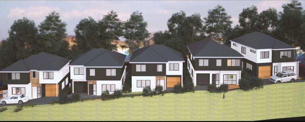 Te Atatu Peninsula 4房 5套全新海滨奢居 带10年建筑质保 首付仅需10% 席位有限 即刻开启北岸轻奢生活! 5 Modern, High quality, Freestanding Homes