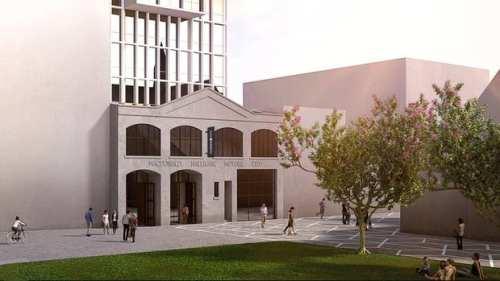 揭秘:奥克兰市中心将建一栋41层豪华酒店,总造价2.5亿纽币!