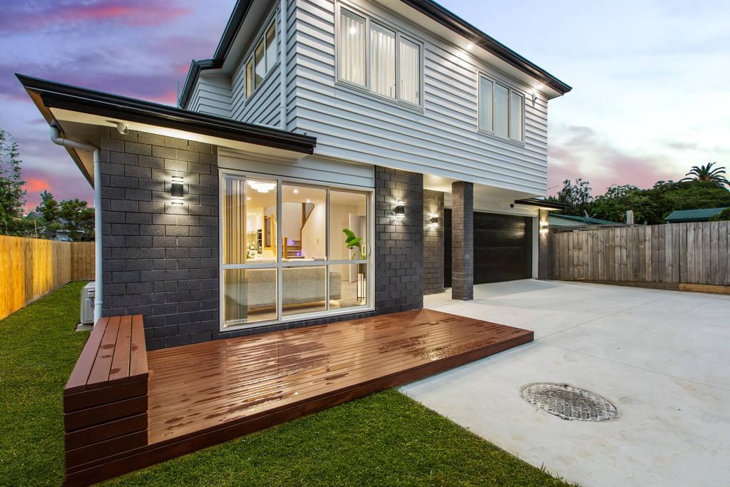 Mangere Bridge 5房 静街全新奢宅上市 工艺细节考究 维护成本低 宁静&繁华兼得 实现您对家的设想! New Home - Hot Opportunity!