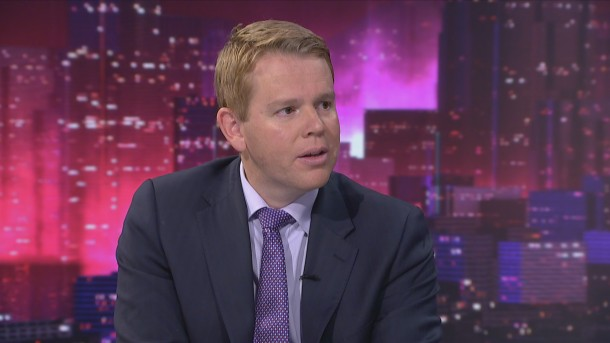full-interview-education-minister-chris-hipkins-speaks-with-q-a