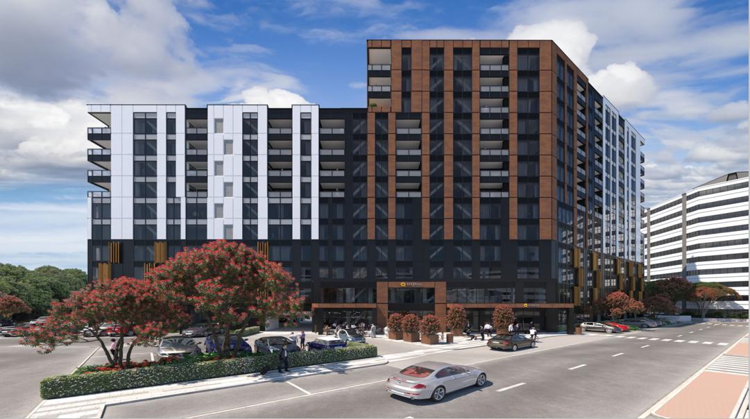 Ellerslie 隆重预售中! 奥克兰中区LQ中心公园高档全新公寓!