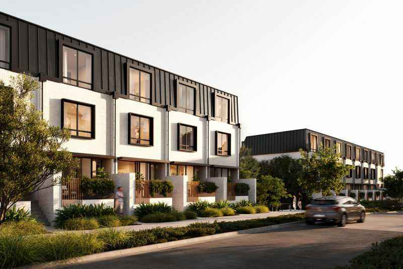 Long Bay 全新公寓项目、高端建材+卓越设计、多户型选择、首付仅需10%、拥抱浪漫海滨生活! 15 freehold terraces, 107 unit-titled apartments