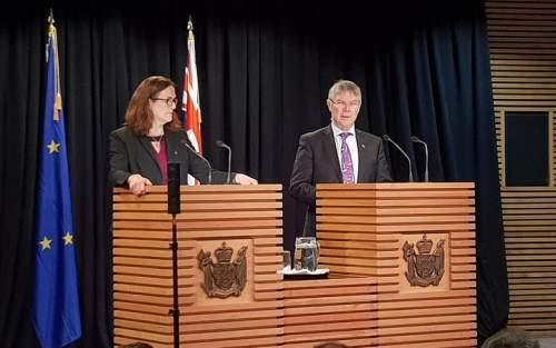 重大里程碑:新西兰启动与欧盟的自由贸易谈判
