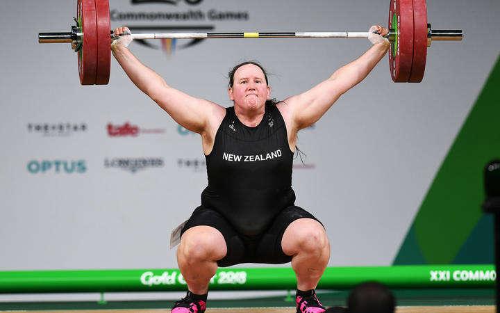 新西兰创造历史!变性运动员首获奥运资格!将与中国女将一决高下!