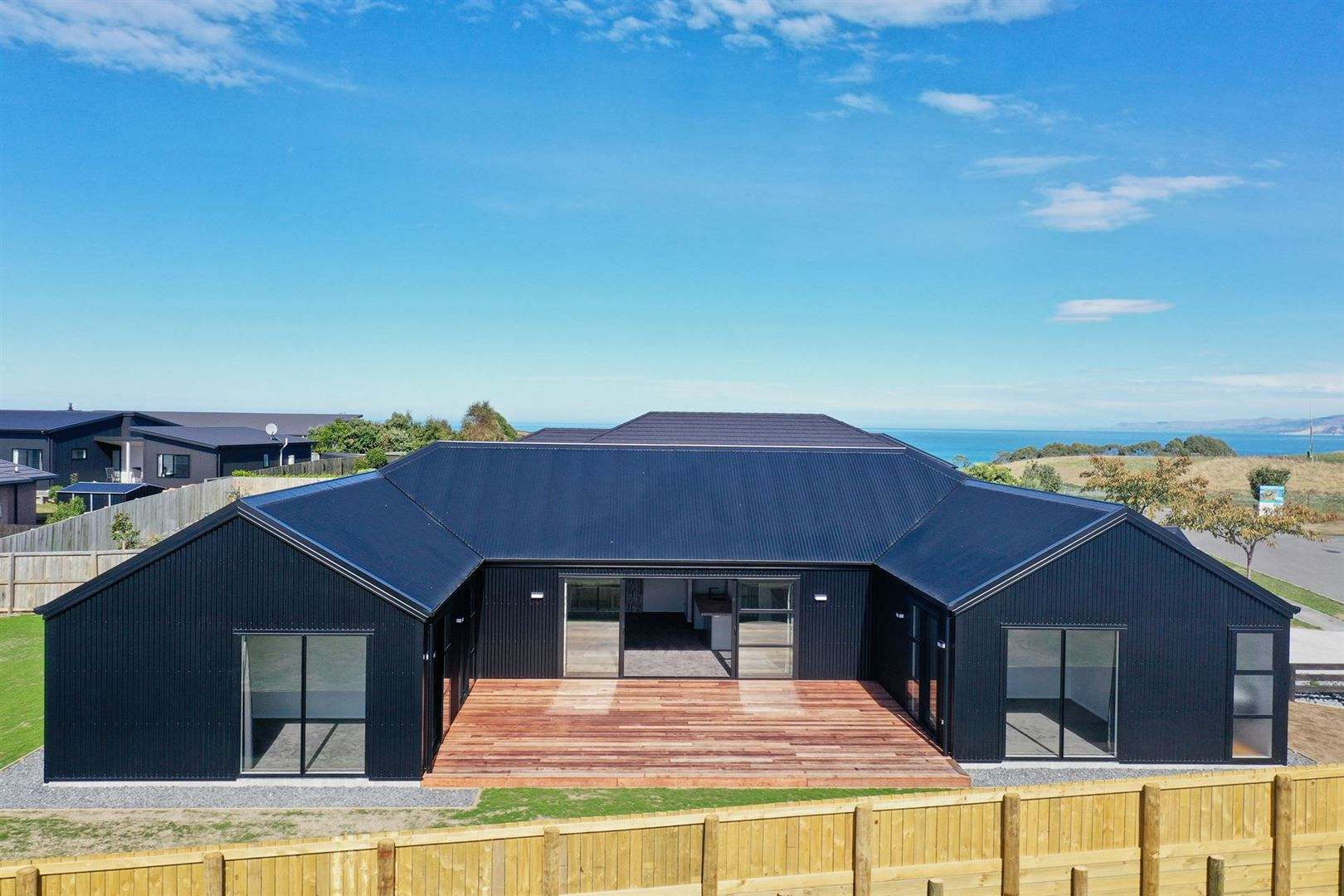 Kaikoura 4房 Contemporary Design and Impeccable Style