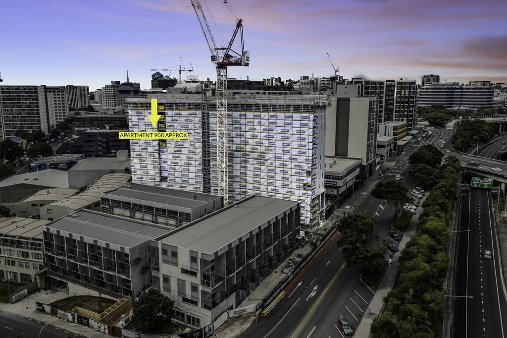 "Auckland Central 2房 ""The Rise""全新奢寓 匠心铸就高端品质 享无敌视野 拥无限繁华 邂逅浪漫生活! The Royal Standard – Union Green"
